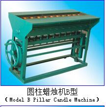 Model B Pillar Candle Machine pictures & photos