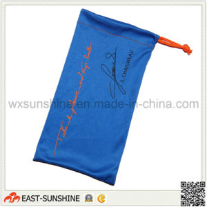 Silk Screen Printing Microfiber Sunglasses Bags pictures & photos