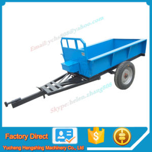 Agriculture Machine Walking Tractor Trailer for Mini Tractor pictures & photos