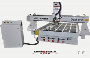 Customer Made 1318 CNC Router with Rotary Axis pictures & photos