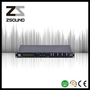 Zsound DX336 PRO Audio Digital DSP Speaker 3in 6out Processor pictures & photos