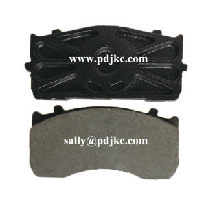 Cast Iron Back Plates Truck Brake Pads (WVA29115) pictures & photos