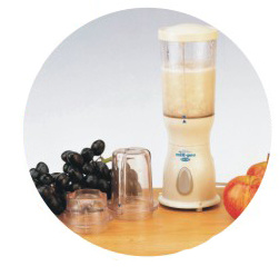 Multi-Functioned Elegance 3 in 1 Grinder (WB-8863)