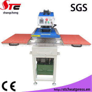 SGS Certificate Hot Selling Hydraulic Heat Transfer Printing Machine pictures & photos