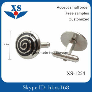 Wholesale 316L Stainless Steel Enamel Cufflinks
