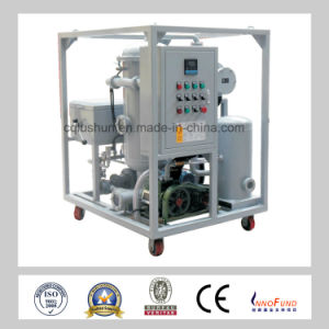 Gzl-50 China High Viscosity Lube Oil Purifier/ Lubricating Oil Recycle Machine/ Hydraulic Oil Cleaning Equipment (ISO) pictures & photos