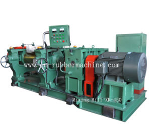Open Mixing Mill, Two Roller Mill, Rubber Mixing Mill pictures & photos