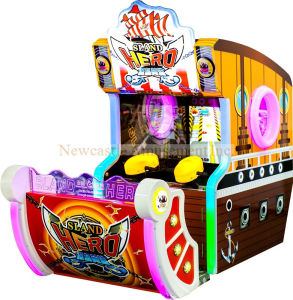 Amusement Machines Moorhuhn Sland Hero Game Machine pictures & photos