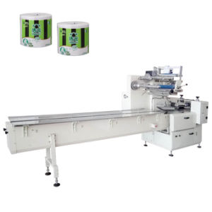 Toilet Paper Machine for Single Roll Toilet Paper Sealing Machine pictures & photos