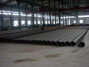 Galvanized Welded Steel Tube (Round, Square, Rectangle)