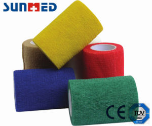 Latex Free Non Woven Cohesive Bandage pictures & photos