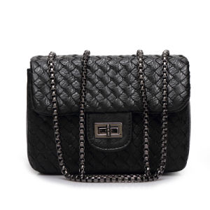 High Quality Newest Fashion Classic Women Leather Designer Handbag pictures & photos