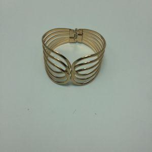 Retro Open Metal Bracelet with Gemstone Wholesale Retail Fashion Jewellery pictures & photos
