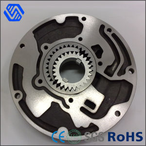High Quality Machined Parts Custom Made Turning Parts Stainless Steel CNC Machined Parts pictures & photos