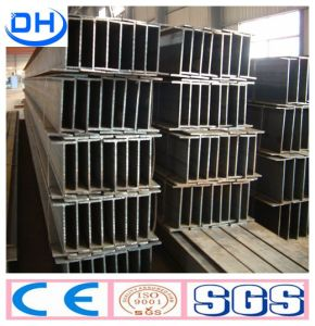 Q235 Hot Rolled Structural Steel H Beam in Tangshan pictures & photos