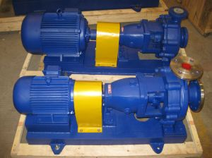 Stainless Steel Centrifugal Chemical Pump pictures & photos