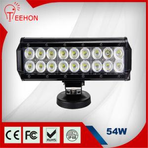 54W Offroad LED Light Bar Fog Light for Truck Fire Light Bars pictures & photos