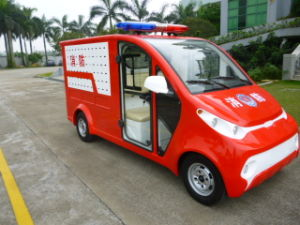 High Quality Electric Fire Truck Dimension pictures & photos