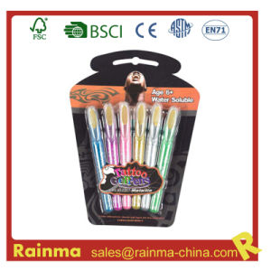 Tattoo Gel Ink Pen for Body Paint pictures & photos