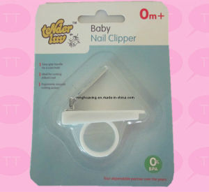an-0776s-1 Blister Pack Infant Nail Cutter with Catcher pictures & photos