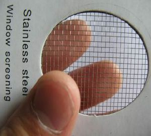 Stainless Steel Window Screen Mesh pictures & photos