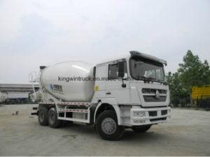 China Brand 6-10m3 Concrete Mixer Truck pictures & photos