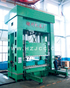Hjy27-800 Single-Action Hydraulic Press Machine pictures & photos