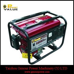 5.5kw Gasoline Generator Portable Generator Power Generator Gensets (ZH6500) pictures & photos
