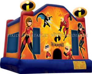 Inflatables, Incredibles Theme Bouncer, Cartoon Inflatbale Castle, Inflatbales (B2027) pictures & photos