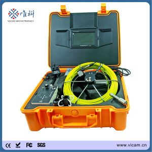 Sewer Drain Plumbing Video Inspection Camera System with Counter Device pictures & photos
