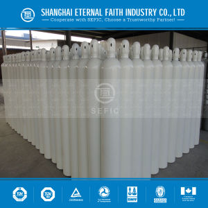 High Pressure Gas Cylinder Seamless Steel Oxygen Gas Cylinder (ISO9809 -1) pictures & photos