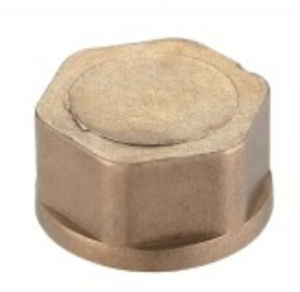 Brass Fittings Cap Copper Tb-08 pictures & photos