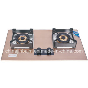 2 Burners 750 Length, Tempered Glass Built-in Hob pictures & photos