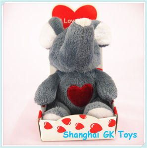 Stuffed Plush Elephant Toy Stuffed Animals pictures & photos
