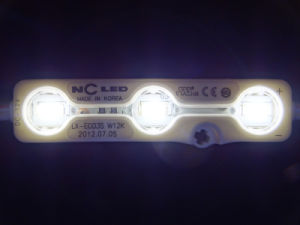 China Hot Sale ABS Injection 5730 LED Module with Lens for Sign pictures & photos