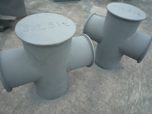 Mooring Bollards JIS/ DIN Double Bollards pictures & photos