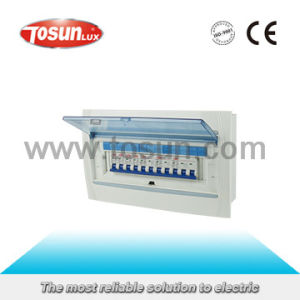 Distribution Board with Transparent Window pictures & photos