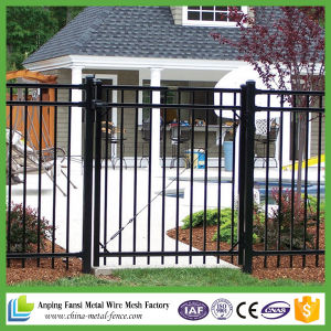 Wrought Iron Ornamental Fence with Low Price pictures & photos