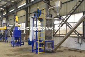 Plastic Pet Bottle Recycling Machine pictures & photos