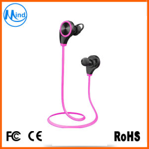 Bluetooth V4.0 CSR8635 Professional Sport Stereo Wireless Headphone Bluetooth Waterproof Cheap Earphones pictures & photos