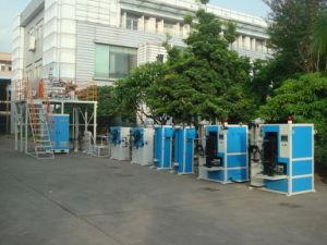 PMMA, PC Optical Fiber Cable Production Line pictures & photos