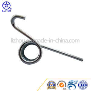 China Precision Custom Valve Spring with Stainless Steel or Swpb