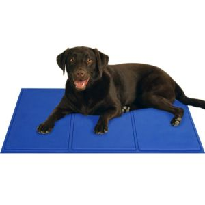 Pet Cold Gel Pad Cooling Pad for Dogs and Cats Perfect Size Pet Cooling Mat - Blue pictures & photos