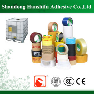 Easy and Simple to Handle Label Pressure Sensitive Adhesive Glue pictures & photos