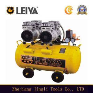 70L 220L/Min 1.1kw Oil -Free Portable Air Compressor (LY-550-02) pictures & photos