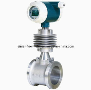 Wafer Type Vortex Flowmeter for Flow Measurement pictures & photos