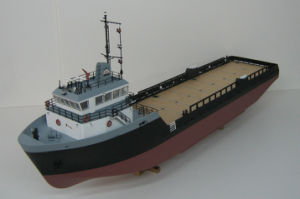 Miniature Ship and Boat Model of Offshore Supply Ship (JW-84) pictures & photos