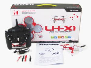 2.4G 4-Axis ABS Plastic RC Quadcopter with 6-Axis Gyroscope En71/7p/ASTM pictures & photos