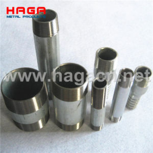 Galvanized Carbon Steel Male Hose Nipple Hose Mender pictures & photos