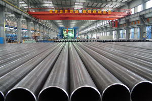 ASTM A587 Electric-Resistance-Welded Low-Carbon Steel Pipe for The Chemical Industry pictures & photos